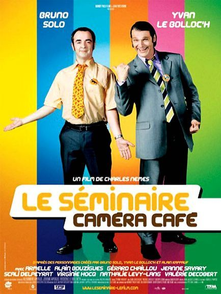 Camera Cafe movie
